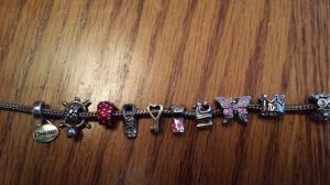 My Charm Bracelet 70lbs - Butterfly 80lbs - Crown